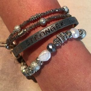 Jewelry - Good Works Bracelet- Stonger